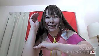 (動画)犬嗅ぎ娘11 ⑤鼻コキ、チン嗅ぎコンテスト、包茎も嗅いじゃう!! 編(フェ血ス)